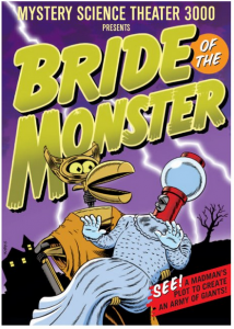 brideofthemonster