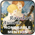 Keep  The Stars Running picked up an Honorable Mention in the Rainbow Awards!
