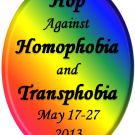 Hop Against Homophobia and Transphobia – Where I ramble like a crazy person (and give away something too)