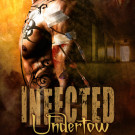 The final cover for Infected: Undertow