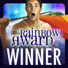 I won a Rainbow Award!
